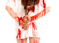 Je55 a bloody axe girl
