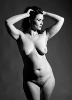 Anna at Art Nude Workshop