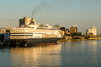 Cruise ship Veendam