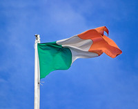 EX0517A-D01690 : The Irish Flag
