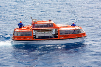 Lifeboat / tender boat for MV Marco Polo