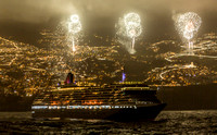 Funchal 2017 New Year Fireworks