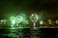 New Year Fireworks at Funchal