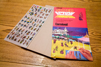 Letraset Super Action Transfers - Carnival