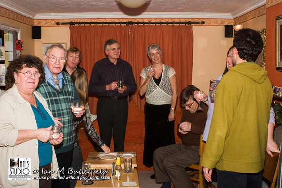 New year celebrations 2006