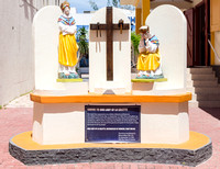 Shrine to our Lady of La Salette