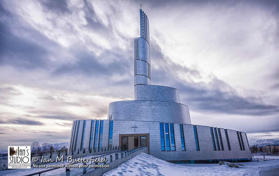 BLOG : Cathedral of the Northern Lights