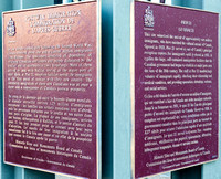 Interpretation board