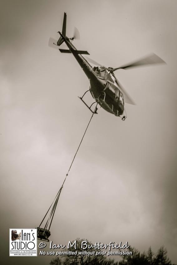 [Video] Substitute Exposure - Dark Helicopter, Bright Sky