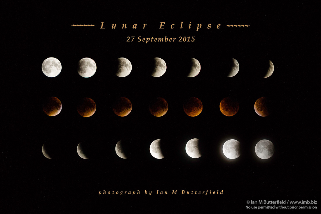 BLOG 27 Sep 2015: Lunar Eclipse