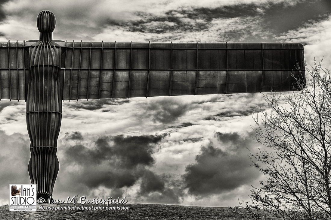 POTD Thu, 27 Feb 2014: Angel of the North