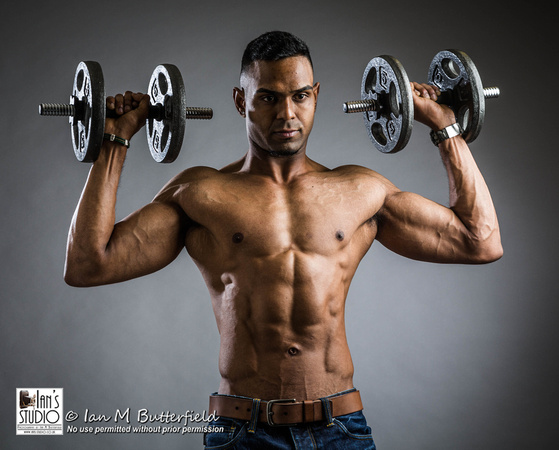 POTD# Mon, 25 Apr 2016: Physique Photography